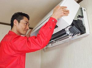 エアコンクリーニング カビ クリ-ニング