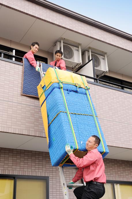 吊り上げ,吊り下げ,大型家具,